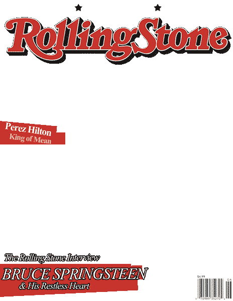 Magazine cover png